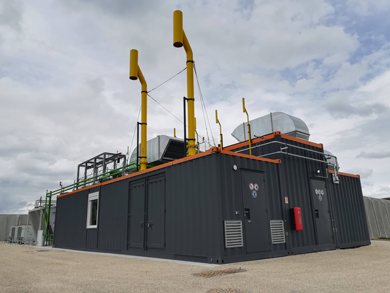 ETW Energietechnik GmbH Industrial high performance biomethane plants - industry news