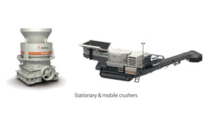 Metso Crushers - industry news