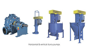 Metso Slurry pumps - industry news