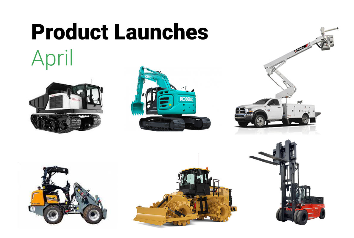 Monthly Product Launch Overview - April 2021