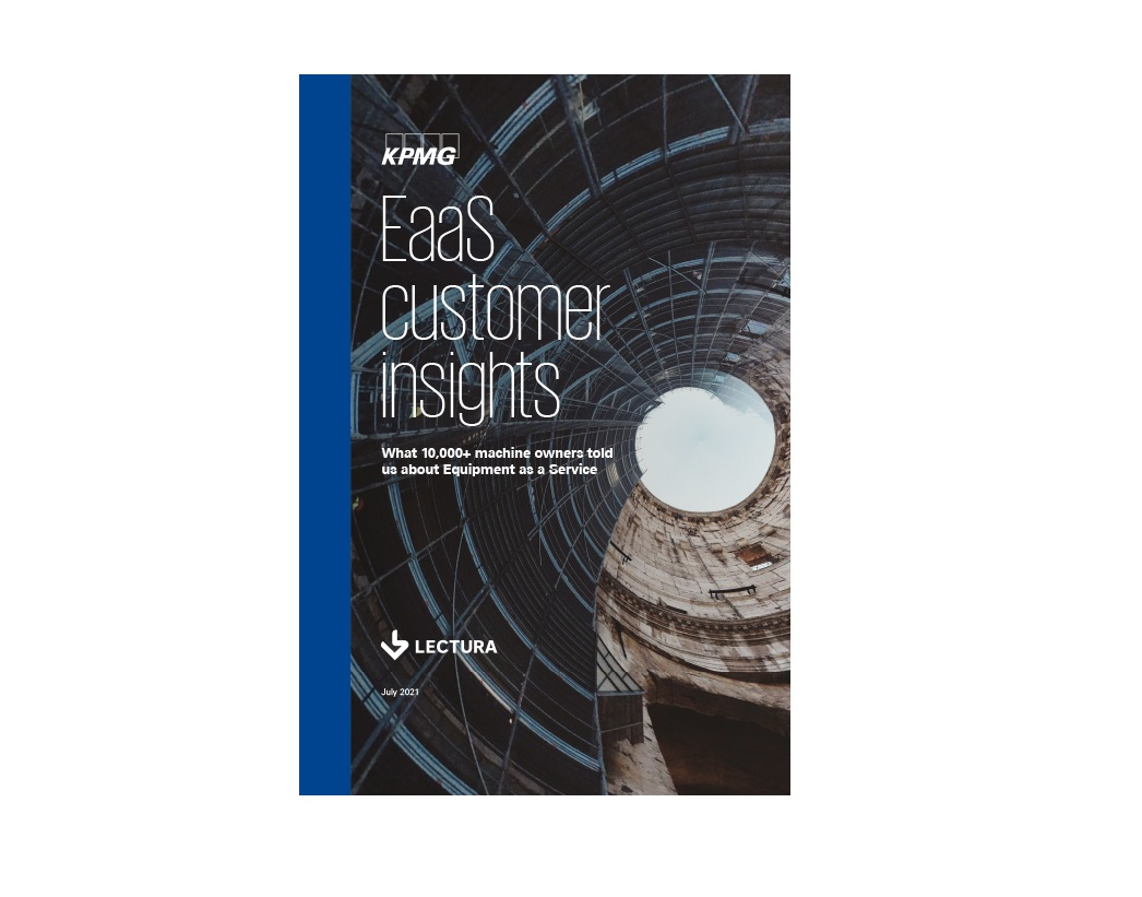 EaaS Customer Insights by LECTURA and KMPG