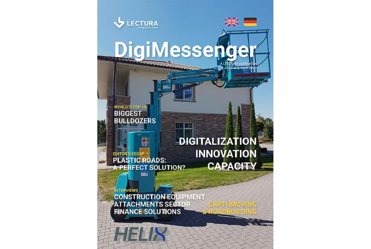 DigiMessenger, Issue 5, April 2021