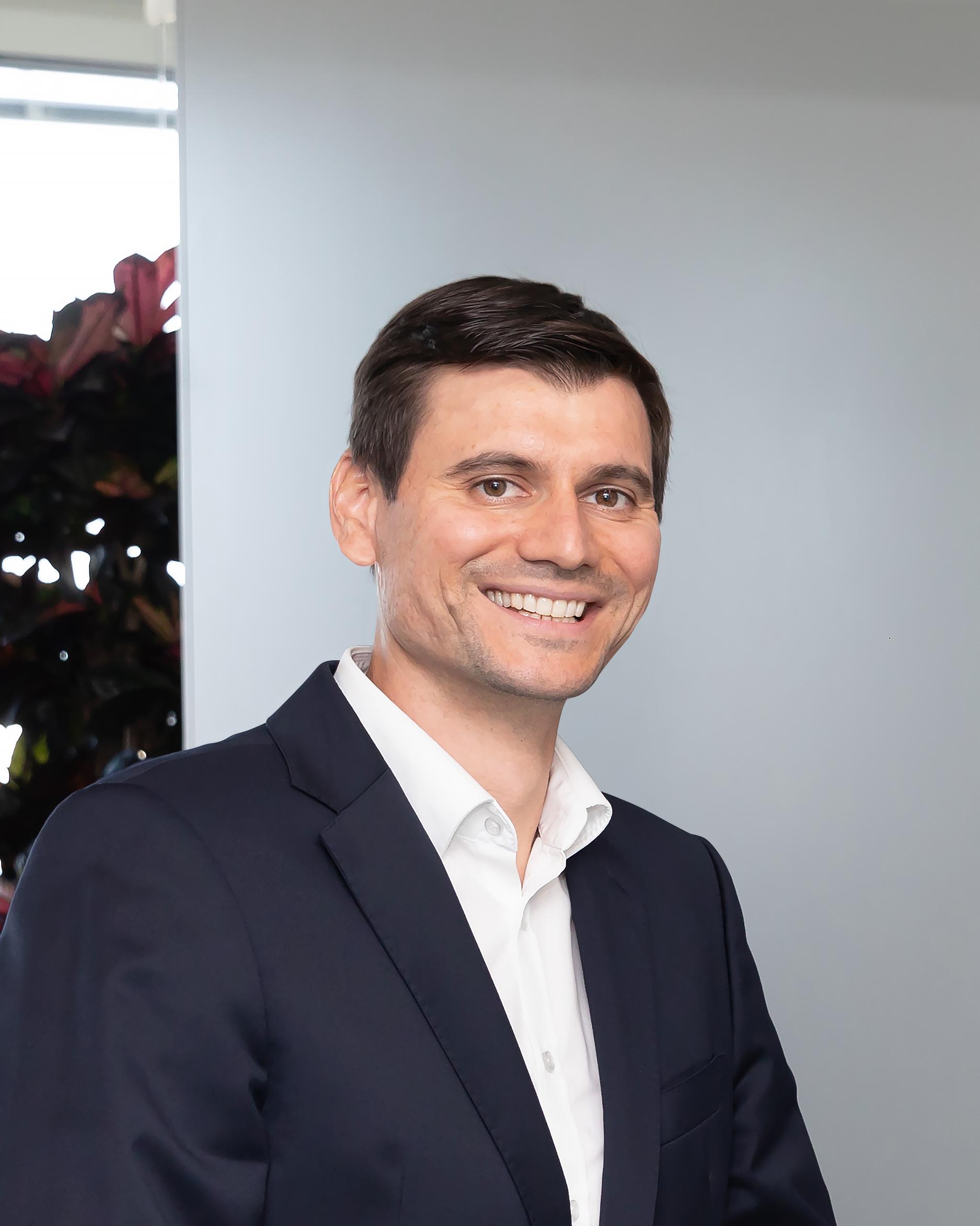 Domagoj Dolinsek, founder PlanRadar