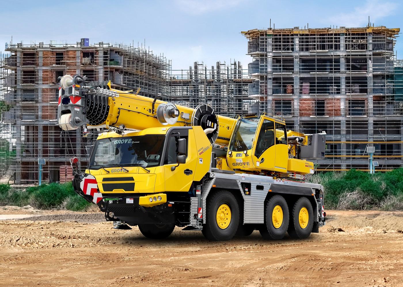 Grove GMK3060L-1 all-terrain-crane