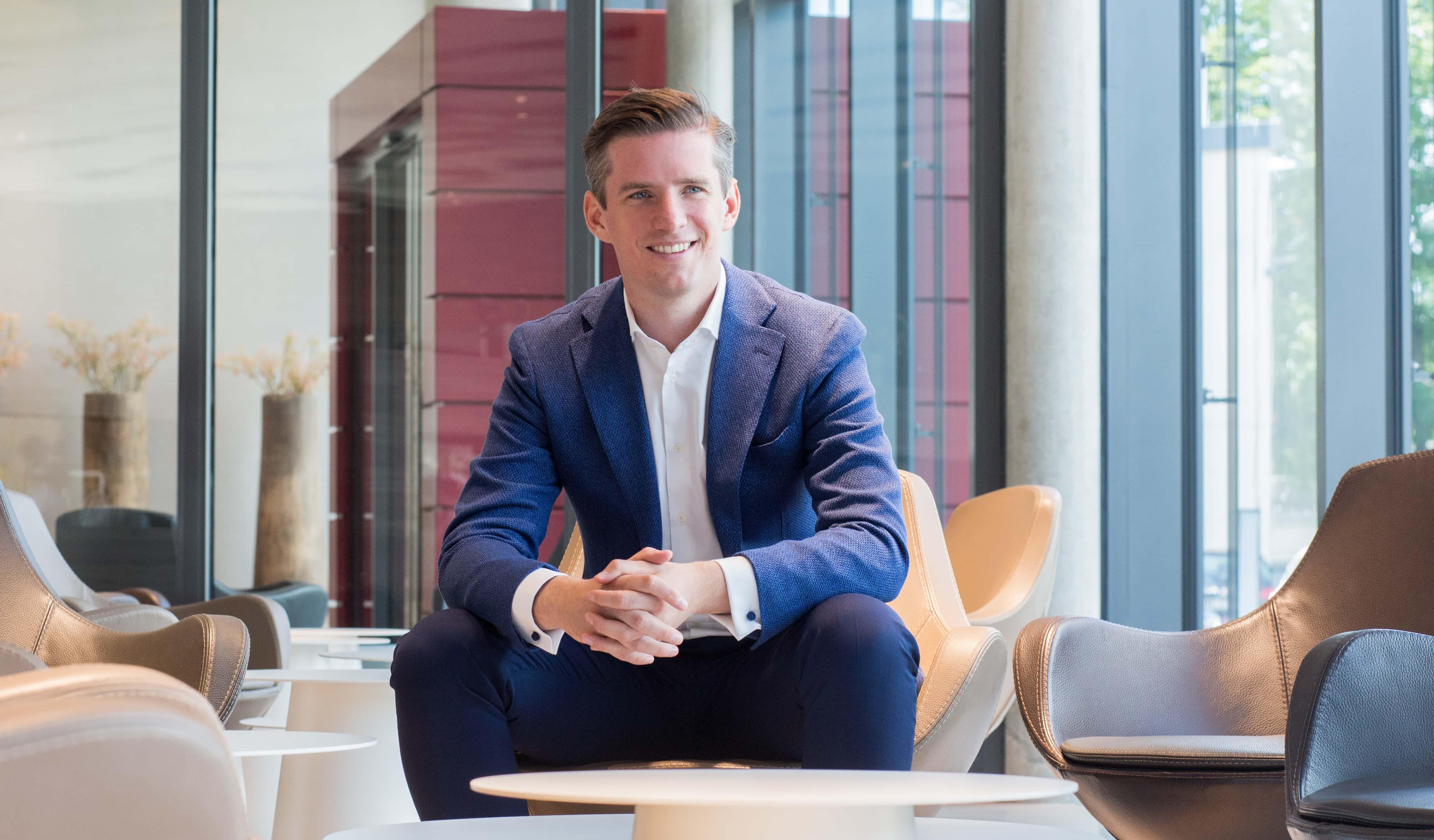 Alexander Strunz, Managing Partner of the LAMILUX Group