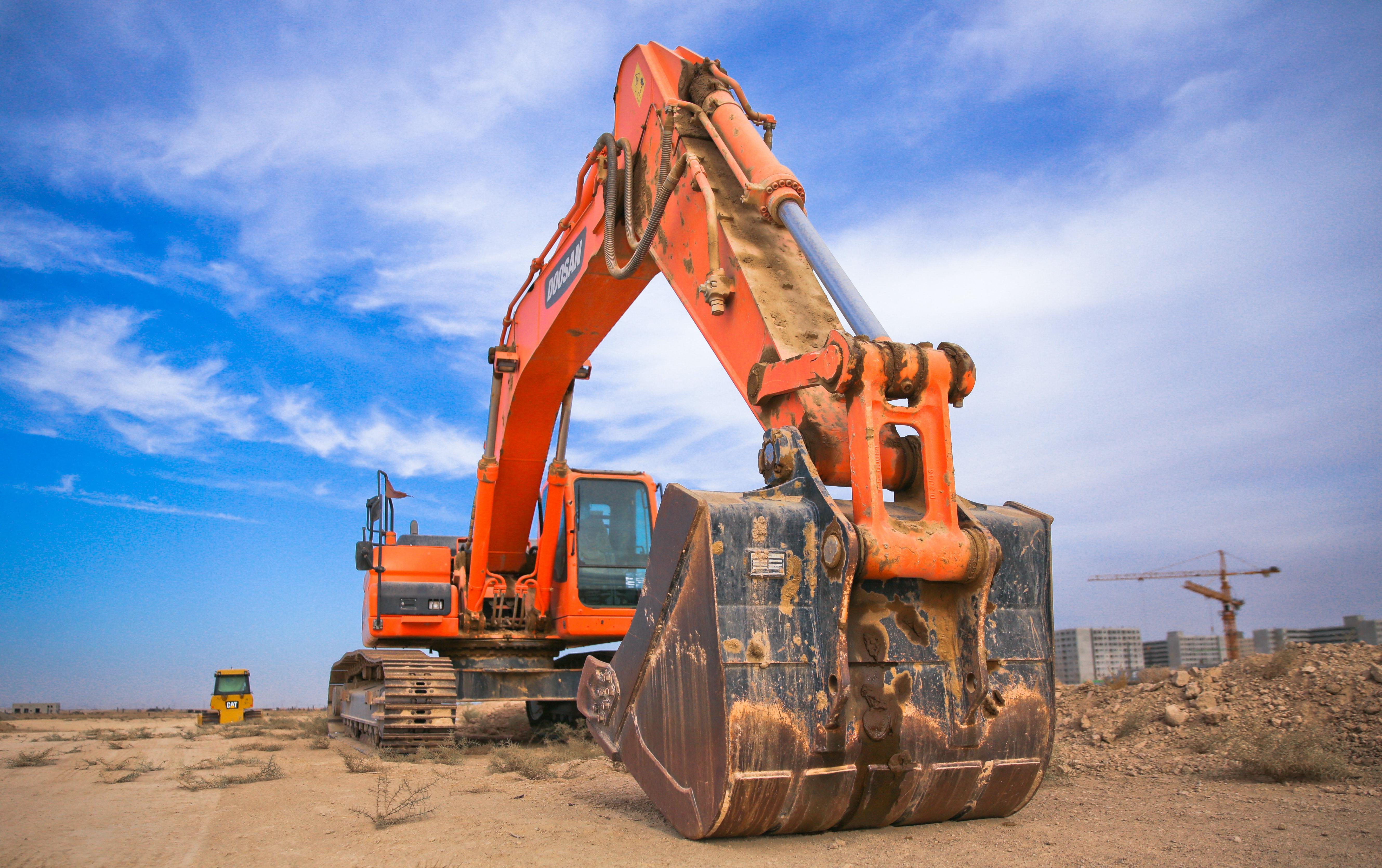 Crawler excavators are versatile machines
