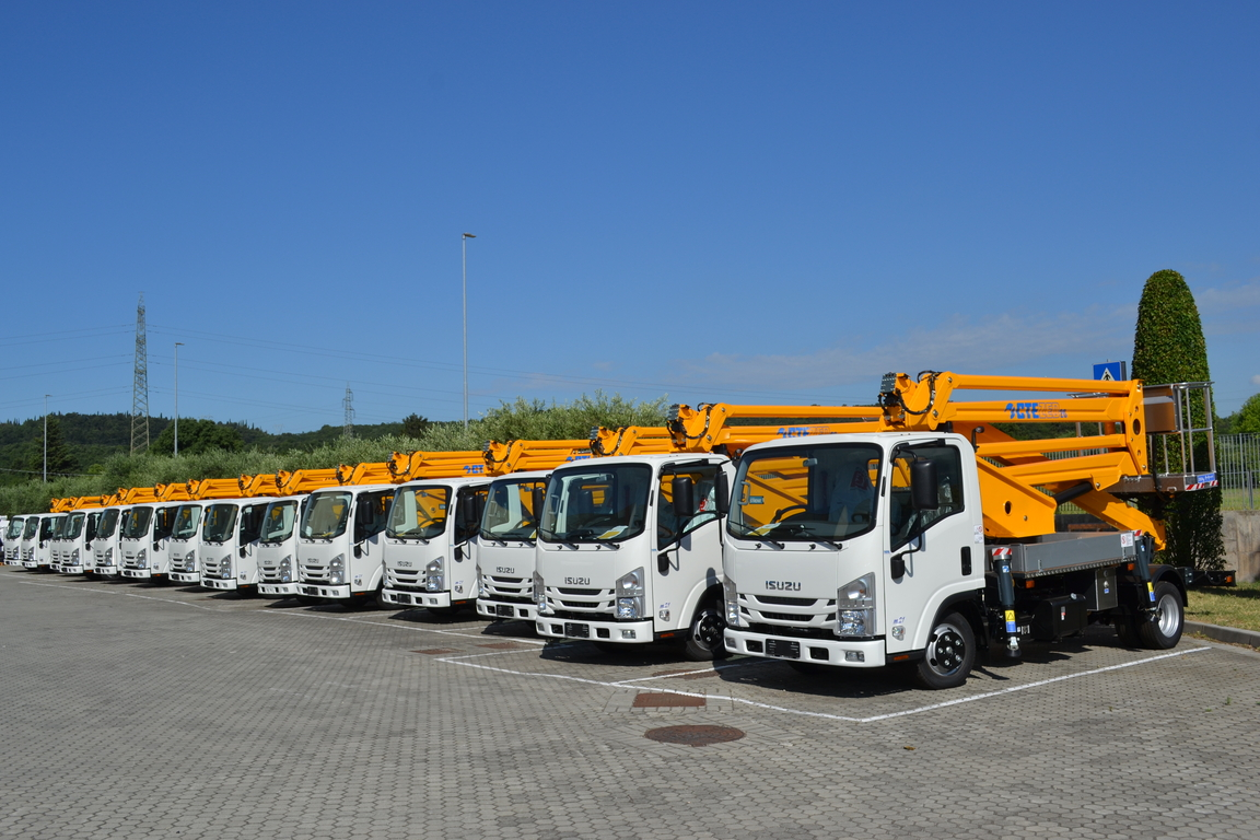 CTE ZED fleet