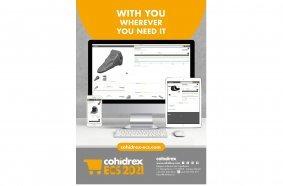 COHIDREX presents a new ECS 2021