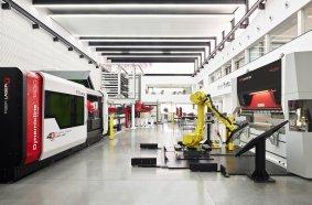 TCI Cutting - Smart Factory