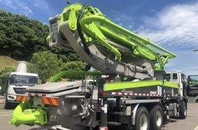 Zoomlion Concrete Machinery Enter the European Market