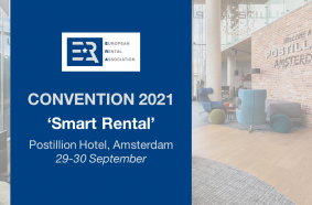 Rescheduled ERA Convention will bring the European rental industry together for the first time in two years