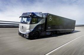 Daimler Trucks begins rigorous testing of its fuel-cell truck