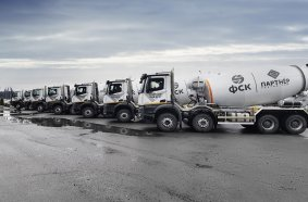 Large order for Daimler Trucks in Russia: Partner Group orders 100 Mercedes-Benz Arocs