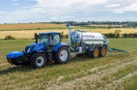 New Holland Agriculture drives forward its sustainable agenda