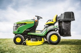 New John Deere X127 lawn tractor