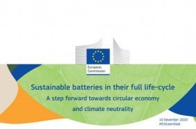 CECE comments regarding the proposed Batteries and Waste Batteries Regulation