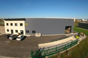 Clark France has moved into a new company building in Saint-Quentin-Fallavier and has thus set the course for the future