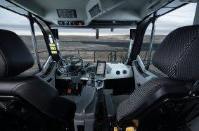 Next Generation cab for Cat Mining Trucks