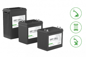 Discover Battery has introduced a range of DRY CELL batteries designed specifically for the powered access industry