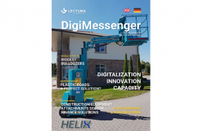 DigiMessenger, Issue 5, April 2021
