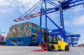 Discuss 'green' Hyster Forklifts At 2021 Greenport Congress