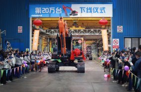 Doosan 200,000+ CEX in China