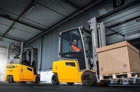 eTruck Transforms Forklift Training for Jungheinrich in Ireland