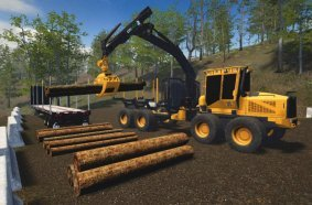 New Simulator Offers Industry-based Curriculum for Forwarder Operators