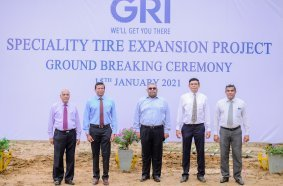 GRI MD Mr Prabhash Subasinghe, CEO Dr Mahesha Ranasoma & Senior Team