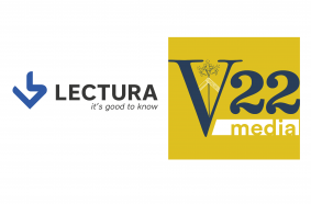 LECTURA partners with V22 Media (Italy)
