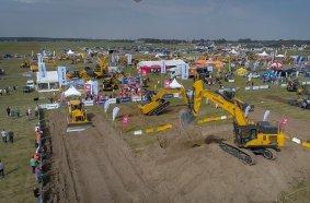 LiuGong Dressta Machinery showcased its newest machines and impressed Polish operators at the eRobocze Show