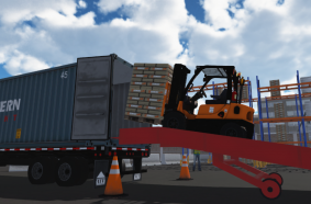 Loading Warehouse