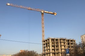 Reliable Potain cranes fuel growth at Russian company Sutek