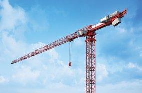 New MDT 489 topless crane