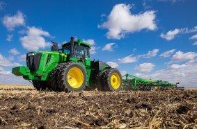 New John Deere 9R 540 tractor