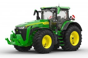 New John Deere central tyre inflation system
