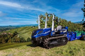 FPT Industrial is one of the stars of the grape harvest festival at Fontanafredda