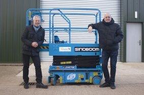 Pinnacle Platforms - Wayne Lawson (L), Tim White (R)