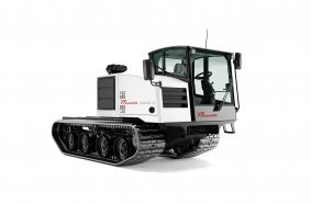PRINOTH PANTHER T6 2021 Bare Chassis