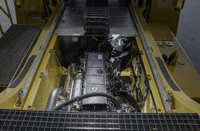 Stage V Hyster ReachStacker Engine