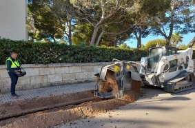 Bobcat Remote Control - A New Way of Working in Spain