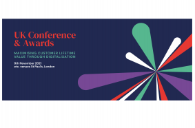 The conference will take place on 9th November 2021 in London – ETC Venues St Paul's