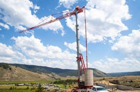 Potain self-erecting tower cranes deliver maximum efficiency and help contractors save time and money.