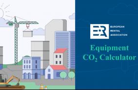 European Rental Association launches the ERA Equipment CO2 Calculator