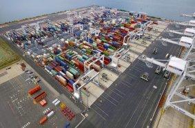 Victoria International Container Terminal