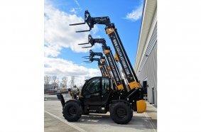 Eagle Platforms invests in Haulotte telehandlers