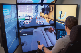 Virtual Construction Tradeshow Spotlights  Crane and Heavy Equipment Training Innovations