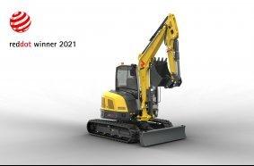 Zero Tail excavator EZ50