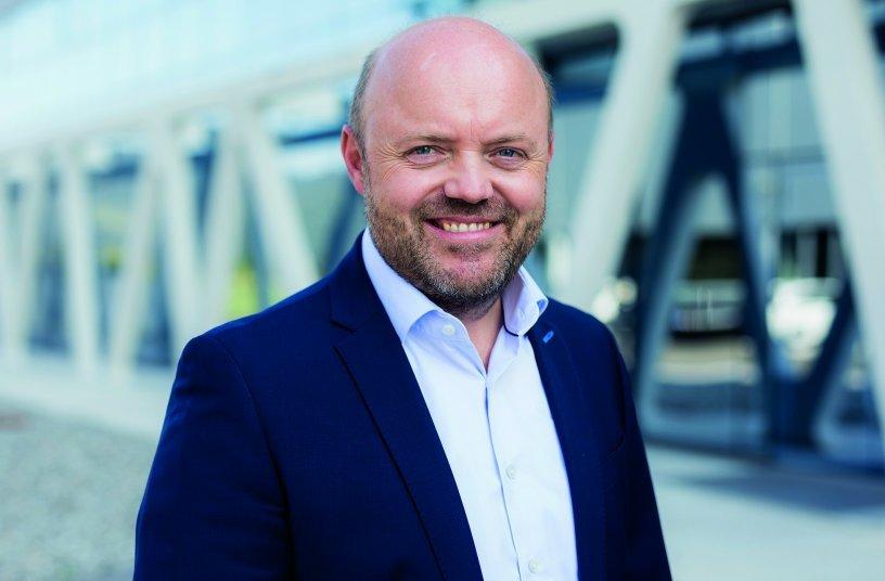 Rudolf Hansl, Vice President für Food Retail Solutions bei KNAPP