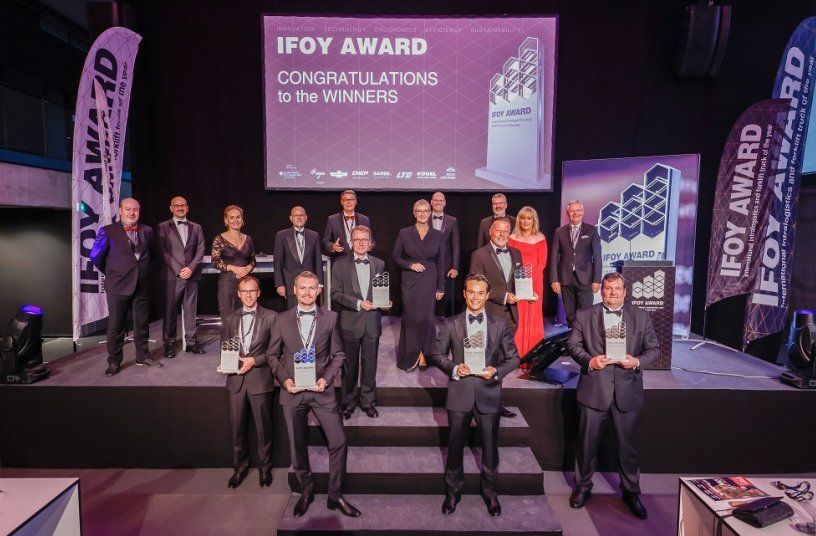 The IFOY AWARD 2021 was awarded to the winners in six categories.<br>Image source: IFOY AWARD